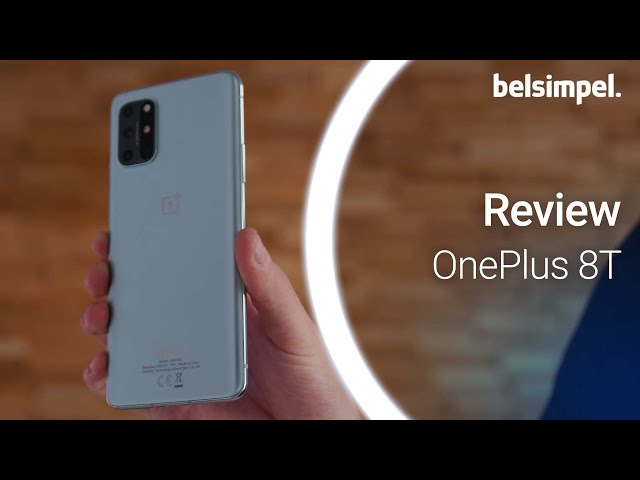 Belsimpel-productvideo voor de OnePlus 8T 128GB Zilver