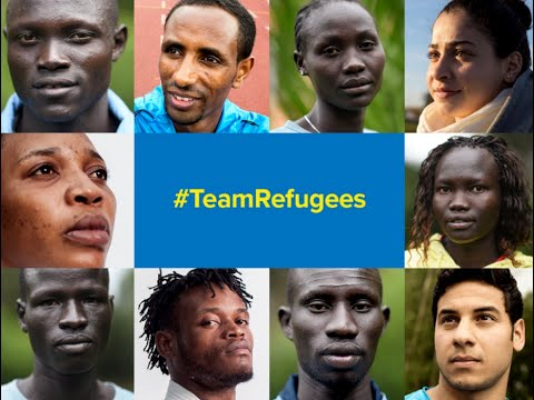 #TeamRefugees Are Champions Against All Odds