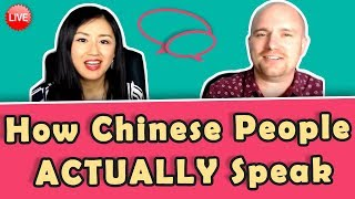[LIVE] Learn How Chinese People ACTUALLY Speak