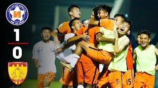Highlight Thanh Hóa 0 - 1 SHB Đà Nẵng: Á Quân V-League 2018 BẠI TƯỚNG Trước SHB Đà Nẵng
