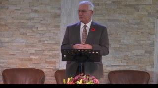 """Honor & Respect"" Pastor Michael Collins   November 10, 2018"