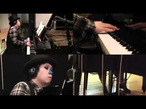 【H ZETT M】Get Wild弾いてみたZETT【ピアノ】