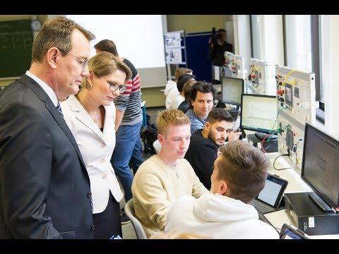 Gut vorbereitet in die Zukunft: BASF stärkt Digitalisierung an berufsbildenden Schulen