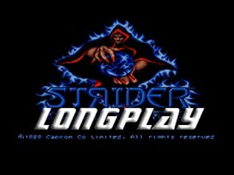 Strider (Commodore Amiga) Longplay