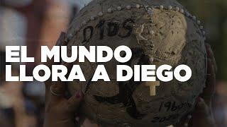 EL MUNDO SE QUIEBRA POR DIEGO MARADONA - TFN
