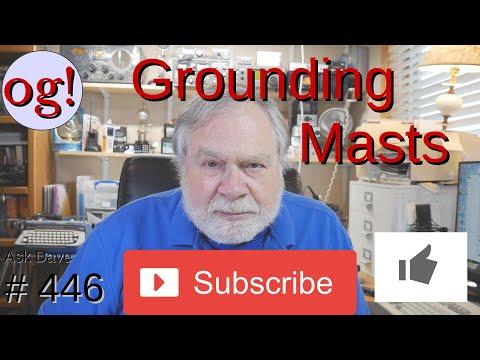 Grounding Masts (#446)