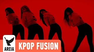 EXID  - DDD (덜덜덜) | Areia Kpop Fusion #18 REMIX
