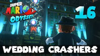 [16] Wedding Crashers (Let's Play Super Mario Odyssey w/ GaLm)
