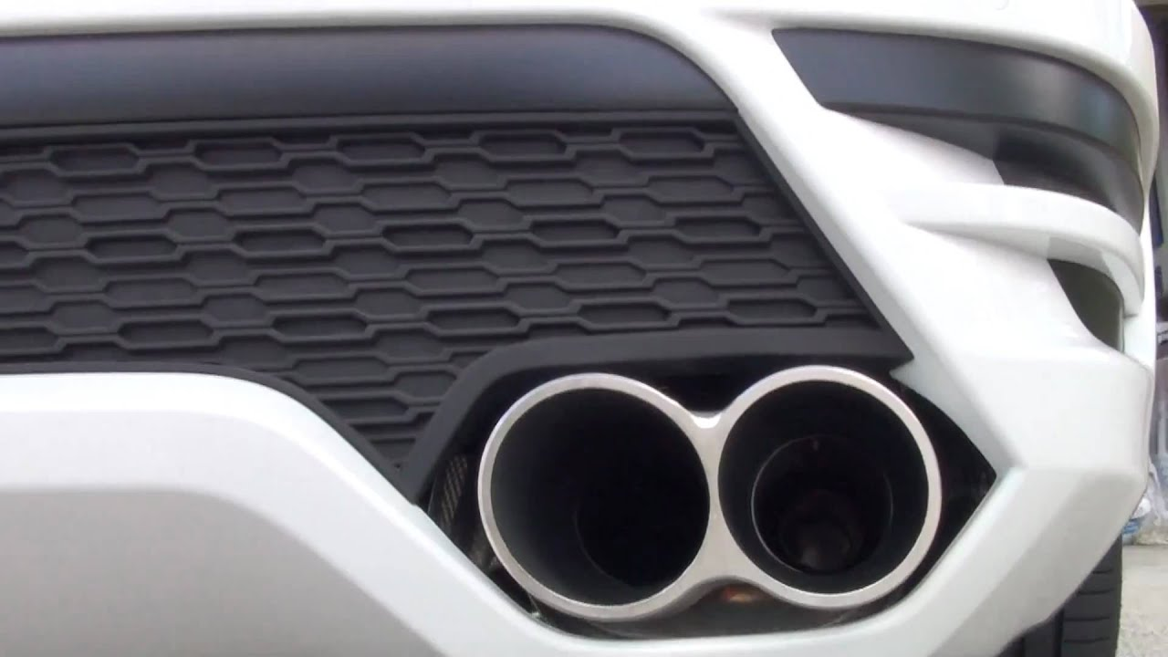 HSV E3 365kw walkinshaw enhanced LPI Clubsport with full stainless 3inch bimodal exhaust in HD