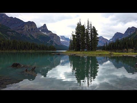 Jasper National Park, Alberta, Canada in 4K Ultra HD
