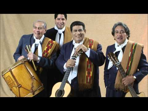 Los Manseros Santiagueños - Zamba para mi tristeza