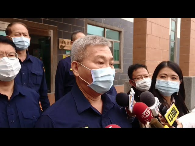 【更新】台南接連發生凶殺案 警察局長方仰寧致歉