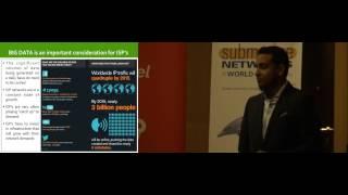 Reshaad Sha at SatCom Africa 2013