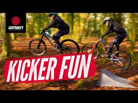 The Mini Kicker Session | Neil & Blake Send It