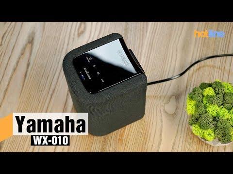Yamaha WX-010 — небольшая колонка с хорошим набором возможностей photo