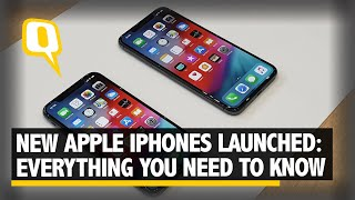Apple iPhone XS, XS Max and XR Launched: Price, Features and More