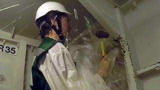 Sinking Ship Simulator: The Royal Navy's Damage Repair Instructional Unit