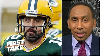 Stephen A. dreams of the Steelers trading for Aaron Rodgers | First Take