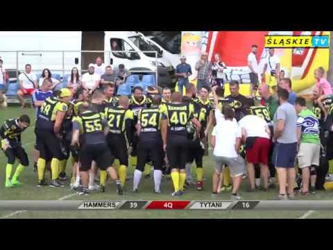 LFA2 2019: Hammers Łaziska Górne vs Tytani Lublin 39:16