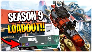 they brought back the BEST LOADOUT in Season 9.. (Apex Legends Season 9)
