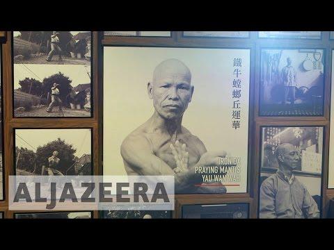 Hong Kong: Preserving the vanishing art of Kung Fu