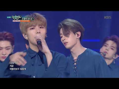 뮤직뱅크 Music Bank - 오월애(俉月哀) - VICTON(빅톤) (TIME OF SORROW - VICTON).20180601