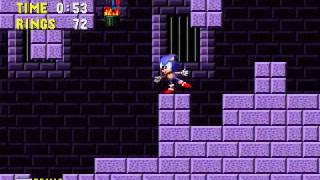 Sonic the Hedgehog 100% - Marble Zone, Act 1
