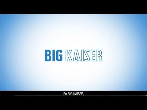 BIG KAISER: Alto Desempeño Garantizado.