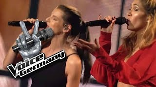 Yvonne Catterfeld und BB Thomaz - Was Bleibt | The Voice of Germany | Finale