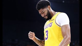 Anthony Davis' Thumb Injury & the Timeline For His Return