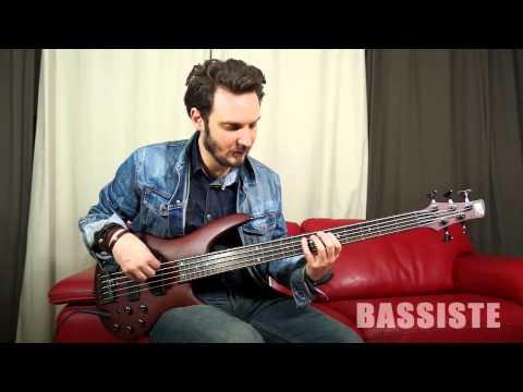 Test : Ibanez SR505F - Bassiste Magazine #47