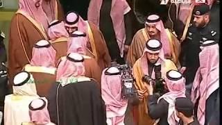 الأمير محمد بن سلمان(حفظه الله)يشرف حفل سباق الفروسية     -