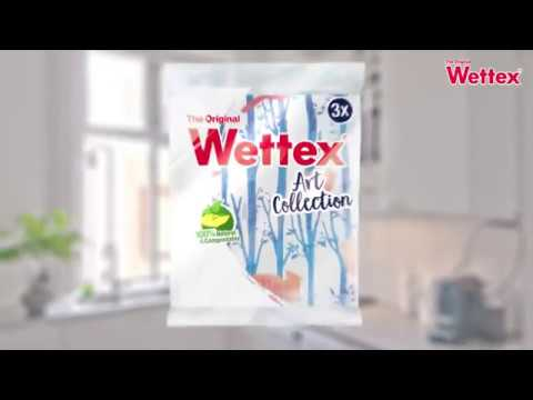 Wettex Art Collection 3kpl