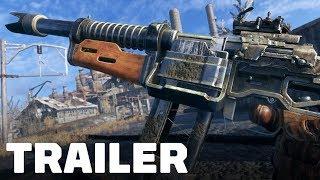 Metro Exodus - Weapons Trailer