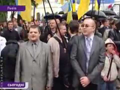 Як Львів зустрічав Януковича