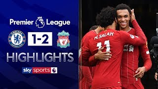 HIGHLIGHTS! Chelsea 1-2 Liverpool | 22nd September 2019