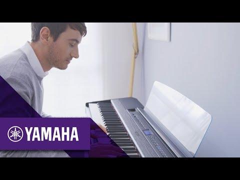 Představení digitálního piana Yamaha P-515 | Yamaha Music