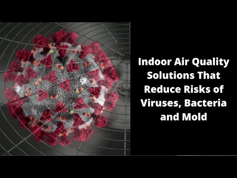 How To Prevent Risk of Viruses through IAQ Solutions?