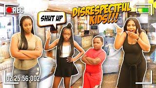 Disrespectful Kids Prank On GEORGIA!!!! Gone Bad