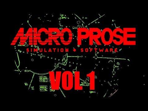 MICROPROSE AMIGA VOL 1