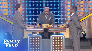Forget WHIPPED CREAM, OLD FOLKS put WHAT on each other? | Family Feud