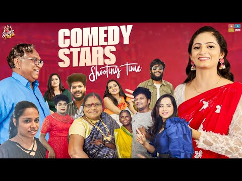 Vlog: Hilarious comedy between Mukku Avinash, Sujatha, Swathi Deekshith, Gangavva