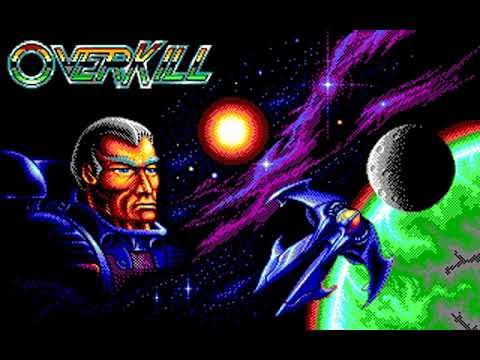 OverKill: The Six Planet Mega-Blast (Tech-Noir) (MS-DOS) [1992] [PC Longplay]