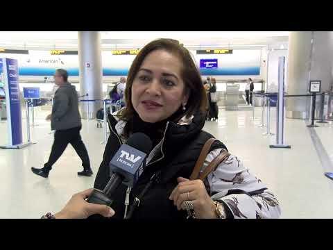 Cierre de la administración afecta funcionamiento de aeropuertos en EE.UU.