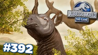 A New Hybrid On The Horizon!!!   Jurassic World - The Game - Ep392 HD