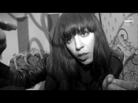 Loreen says hello to Romania