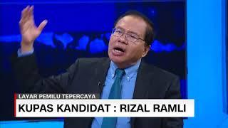 Rizal Ramli Bicara soal Sri Mulyani, Jusuf Kalla sampai Rini Soemarno
