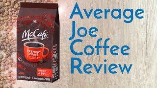 McCafe Premium Roast Coffee Review
