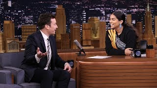 Made a Big Announcement on Fallon