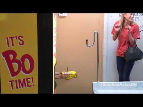 Vending Machine: Behind The Scenes